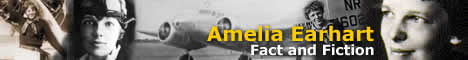 Amelia Earhart, Fact and Fiction