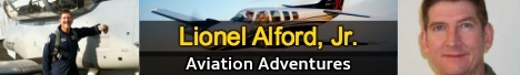 Lionel Alford, Jr., Aviation Adventures